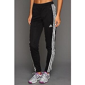 Adidas woman's track pants size small