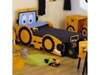 JCB digger bedroom set