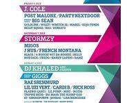 2x Wireless Tickets Sunday 8th July