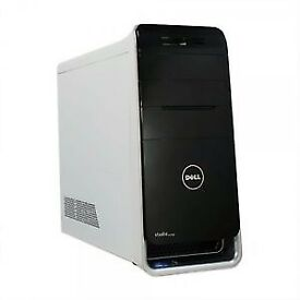 Gaming pc Dell XPS studio 8100 i7 @2.93GHZ 8GB RAM 2 TB HARD DRIVE HDMI