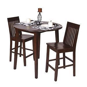 Round Counter Height Dining Sets