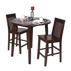counter height dining set ebay