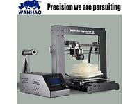 Wanhao Duplicator I3 V 2.1 3D Desktop Printer - Hardly been used. Print size 200*200*180