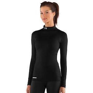 5699dac31bbae5 Women's Under Armour ColdGear Mock Shirts