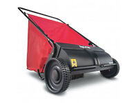 Lawn & Leaf Sweeper
