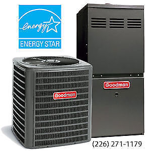 Furnaces & Air Conditioners - Stratford's BEST Prices! Stratford Kitchener Area image 9