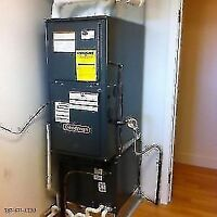 High Efficiency Furnaces & Air Conditioners +$1450 in Rebates
