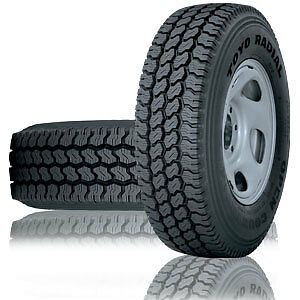 Toyo Open Country +4 LT215/85R16