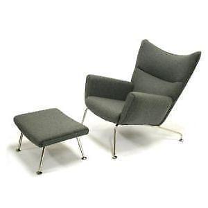 Modern Wing Chair Ebay