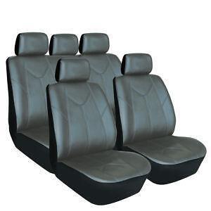 ford explorer leather seat cover ebay. Black Bedroom Furniture Sets. Home Design Ideas