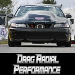 Drag Radial Performance