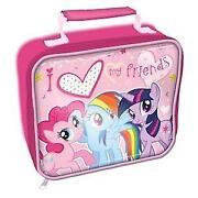 Pony Lunch Box