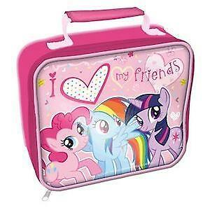 pony lunch box lunchboxes bags ebay. Black Bedroom Furniture Sets. Home Design Ideas