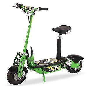 Etek Power Sport Scooter at SOAR Hobby