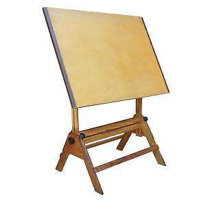Cast Iron Drafting Table Ebay