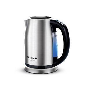 Frigidaire Professional FPKT58D7NS Stainless Programmable Water Kettle Cordless