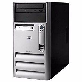HP Compaq Pentium 4