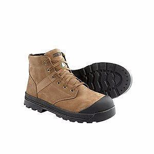 "NEW in box DAKOTA Men's Quad Lite 6"" CSA Safty Work Boot  Nubuck leather upper and is finished"