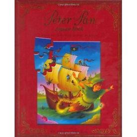 Peter Pan Jigsaw book