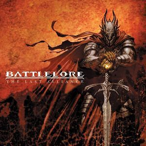 Battlelore-Last Alliance cd(new/sealed)