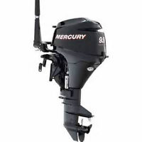 New Mercury Outboards