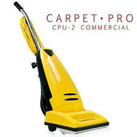 BRAND NEW Commercial CarpetPro Vacuum Model CPU2T