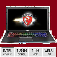 ★★★ MSI GE70 Apache Pro Gaming Laptop ★★★