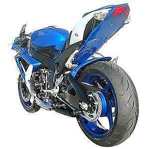 Hotbodies Racing 60801-1100 SS Undertail - Blue