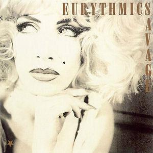 Eurythmics Vinyl Records