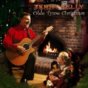 New Terry Kelly cd-Old Tyme Christmas-New and sealed