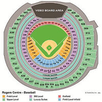 Bluejays tickets game 1 or 2 vs Texas (price is for pair)
