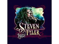 2 x STALLS STANDING TICKETS, STEVEN TYLER AT O2 FORUM KENTISH TOWN, 7TH AUGUST