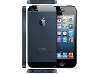 used, Iphone 5, Black, 16Gb, EE network £120.00, OVNO