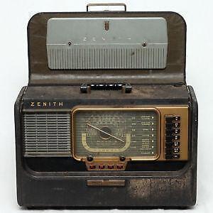 Zenith Transoceanic Radios Ebay. Zenith Transoceanic H500. Wiring. Zenith Tube Radio Schematics H500 At Scoala.co