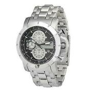 Mens Fossil Watch Black