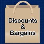 Discounts&Bargains