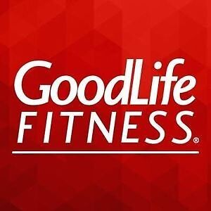 All Club GoodLife Fitness Membership for 1 year!