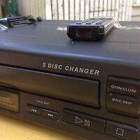 RCA 5 CD Player with remote
