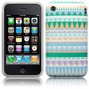 Vintage iPhone 3GS Case