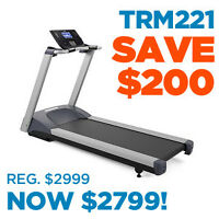 Black Friday Deals on Precor Treads and EFX ellipticals