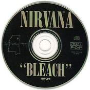 Nirvana Bleach CD