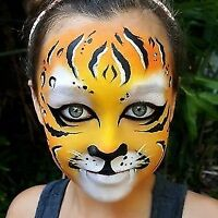 Professional Quality Face Painting for ONLY $75/hr!