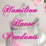 Hamilton House Pendants