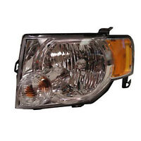 2008-2009-2010-2011-Ford-Escape-Headlight-LEFT HAND SIDE *NEW*