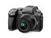 Panasonic LUMIX DMC-G7 needs gone today!