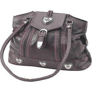 Italian Leather Handbag   eBay 0c53aaae7c