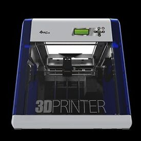 FOR SALE 3D PRINTER DA VINCI 1.0 AIO WITH TWO SPOOLS OF FILAMENT
