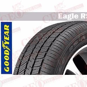 205/55R16 Goodyear Eagle RSA promotion sale with extra $40 mail in rebate