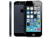 iPhones 5 Great Condition Unlocked