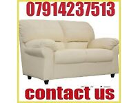 THIS WEEK SPECIAL OFFER LEATHER SOFA Range 3 & 2 or Corner Cash On Delivery 6456